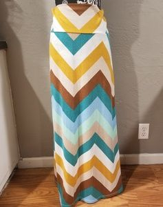 DOWNEAST Maxi skirt